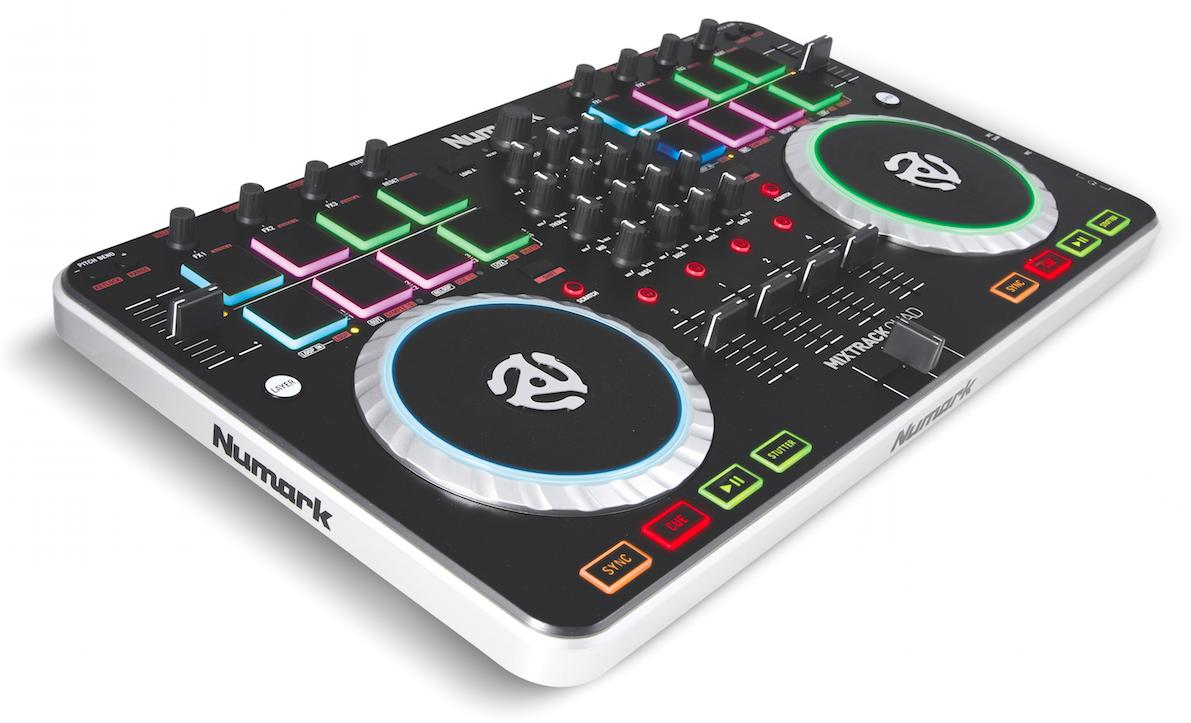 mixtrack-quad