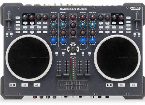 American-Audio-VMS5