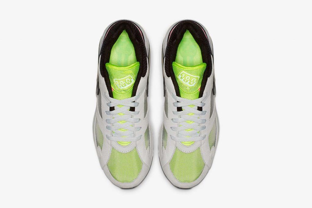 Nike lanza unas nuevas Air Max 180 inspiradas en el techno